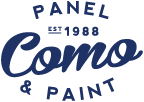Como Panel and Paint logo
